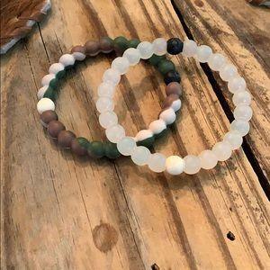 2 Lokia bracelets